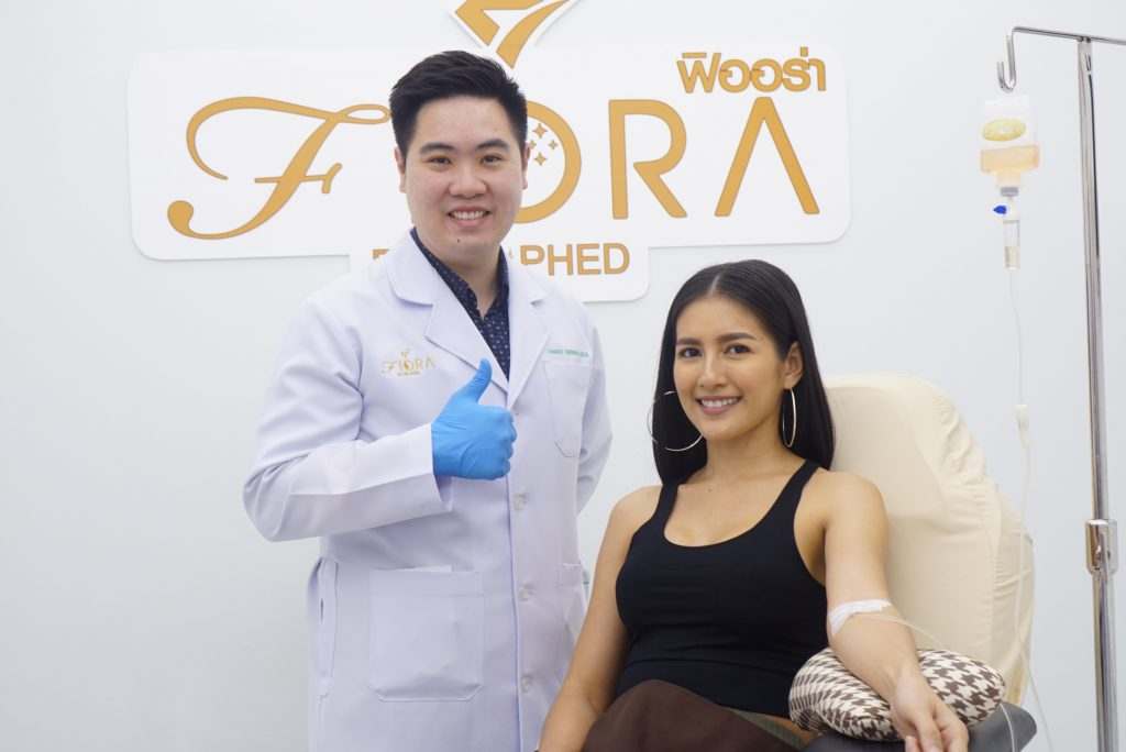 รีวิวดารา Fiora Clinic